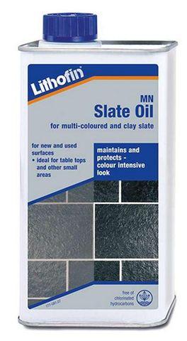LITHOFIN MN SLATE OIL 1L