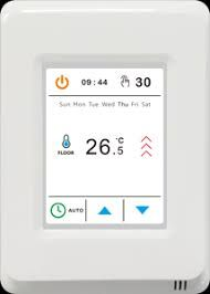 WARMFLOOR TH03 TOUCH SCREEN THERMOSTAT