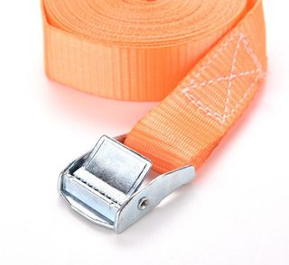 LUGGAGE STRAP WITH CAM BUCKLE 4PC
