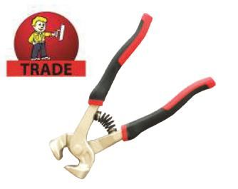 TRADESMAN STRAIGHT NIPPERS