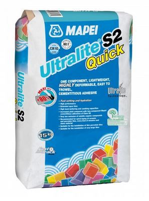 ULTRALITE S2 QUICK 15KG GREY