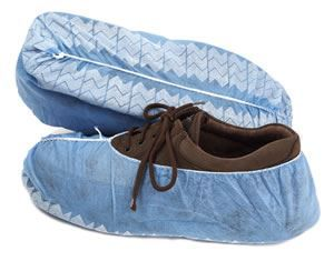 HAYDN SURFACE SHIELDS SHOE COVERS BLUE 10