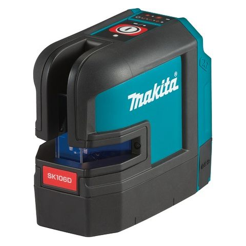 MAKITA 12v CXT RED LINE - 4 DOT LASER