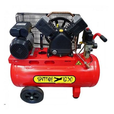HINDIN COMPRESSOR 2.5hp 192LT FREE AIR 50ltr
