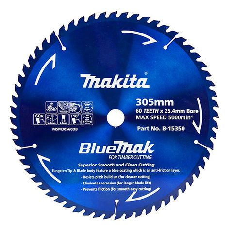 MAKITA BLUEMAK BLADE 305MM 60T