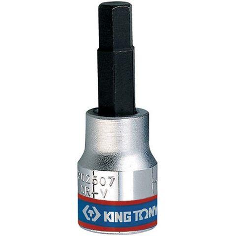King tony 3/8dr 6pt Hex Bit Socket