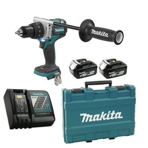 MAKITA 18V 5AH C/LESS D/DRIVER