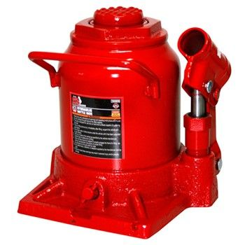 BIG RED SQUAT JACK 20 TON MIN HT 176MM / MAX HT 240MM