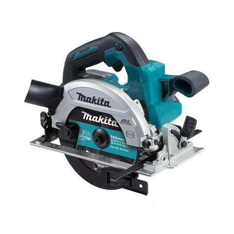 MAKITA 18V BL C/LESS CIRCULAR SAW 165MM RH