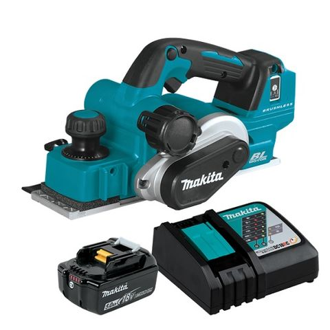18V LXT BRUSHLESS AWS CORDLESS 82 MM PLANER KIT