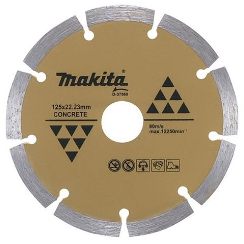 MAKITA DIAMOND BLADE 125 X 22MM