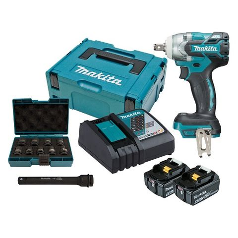 MAKITA 18V IMPACT WRENCH KIT