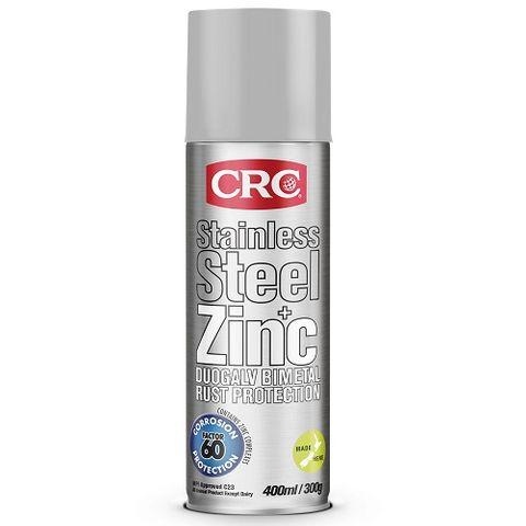 CRC STAINLESS STEEL & ZINC