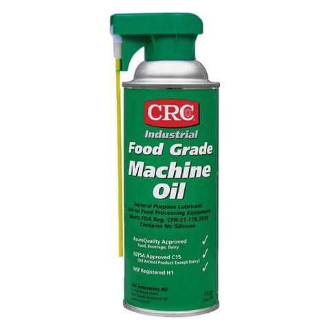 CRC FOOD GRADE MACHINE OIL