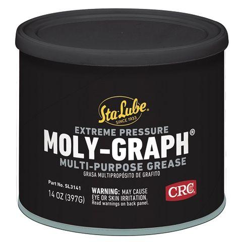 CRC MOLYGRAPH MULTI PURPOSE GREASE