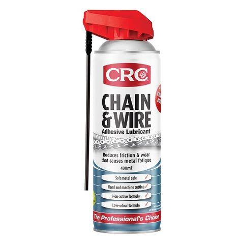 CRC CHAIN &WIRE LUB 400ML