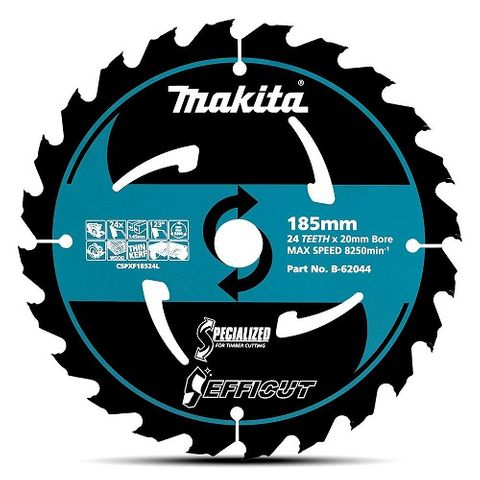 Makita Efficut 185mm