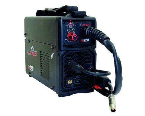 VIPER SYNERGIC MIG120 DC INVERTER WELDER