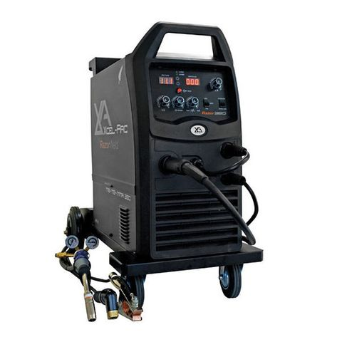 RAZORWELD MIG350WRZ MULTIFUNCTION INVERTER WELDER