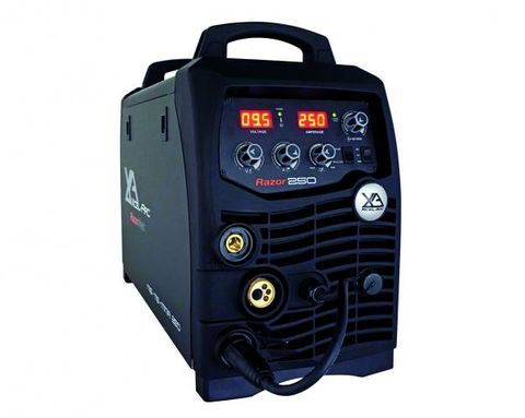 RAZORWELD MIG250CRZ MULTIFUNCTION INVERTER WELDER