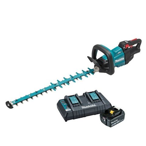 MAKITA 18V LXT BRUSHLESS 600MM HEDGE TRIMMER 5ah KIT