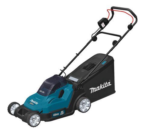 """MAKITA 18V X2 LXT® CORDLESS 430MM (17"""") 2 IN 1 LAWN MOWER SKIN"""