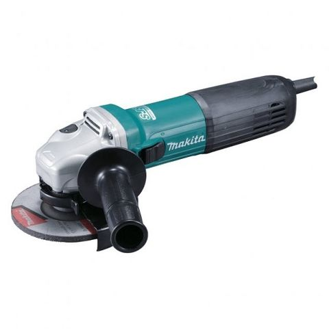 "MAKITA 125MM (5"") 1,100W, ANGLE GRINDER"
