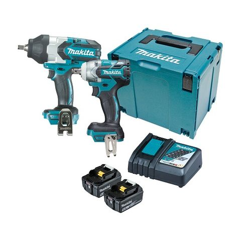MAKITA 18V LXT DTW1002 + DTW285 KIT