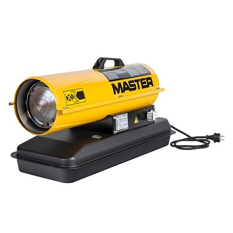 MASTER INDUSTRIAL DIRECT FIRED PORTABLE DIESEL HEATER 20KW