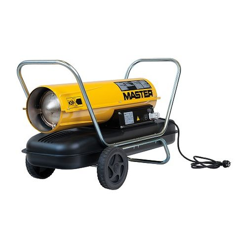 MASTER INDUSTRIAL DIRECT FIRED PORTABLE DIESEL HEATER 44KW