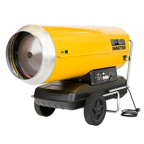 MASTER INDUSTRIAL DIRECT FIRED PORTABLE DIESEL HEATER 65KW