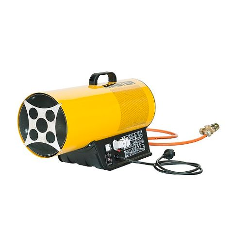 MASTER INDUSTRIAL DIRECT FIRED PORTABLE LPG HEATER 18-33KW