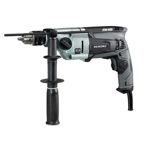 HIKOKI 13MM HEAVY DUTY ENGINEERS DRILL 2SPD/VSR