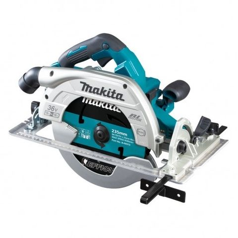 "MAKITA 18VX2 BRUSHLESS  235MM (9-1/4"") CIRCULAR SAW SKIN"