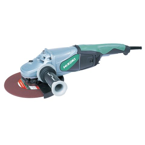 HIKOKI 230MM ANGLE GRINDER HEAVY DUTY 2400W