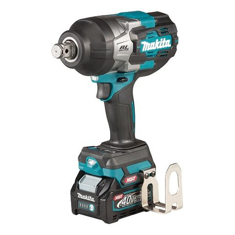 MAKITA 40V MAX XGT BL 3/4DR IMPACT WRENCH 1630NM 4AH