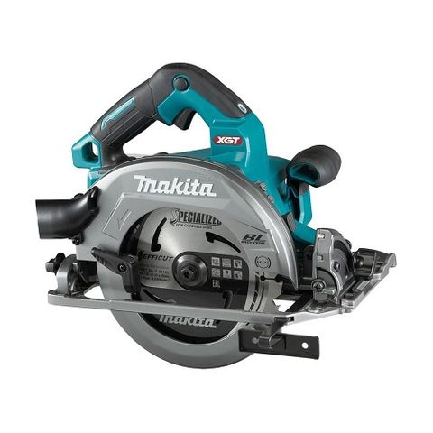 MAKITA 40V MAX XGT BL CIRCULAR SAW 185 AWS 4Ah KIT