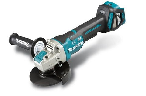 MAKITA 18V LXT® BRUSHLESS 115MM/125MM PADDLE SWITCH X-LOCK ANGLE GRINDER