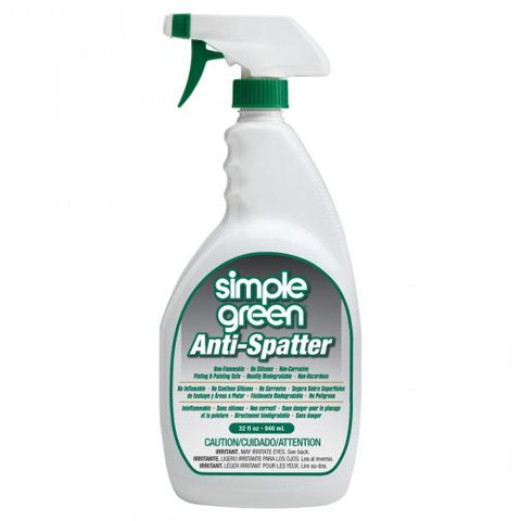 SIMPLE GREEN ANTI SPLATTER 946ML