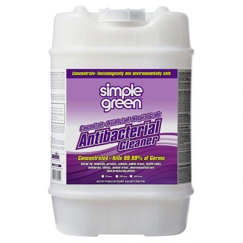 SIMPLE GREEN® ANTIBACTERIAL CLEANER HOSPITAL GRADE 20L