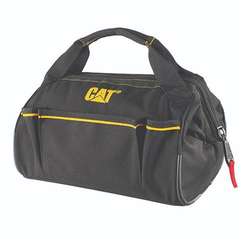 CAT® WIDE MOUTH TOOL BAG – SMALL