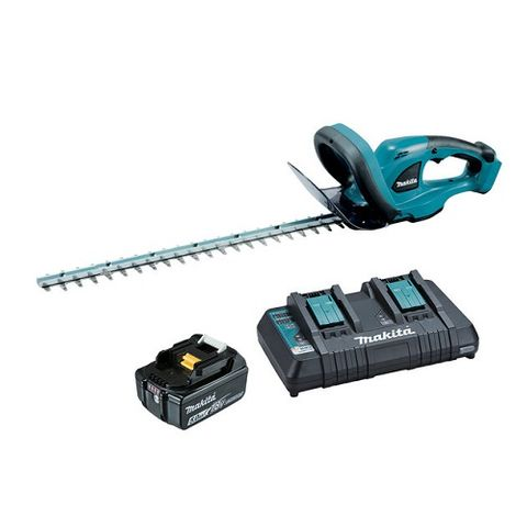 MAKITA MAKITA CORDLESS 18V HEDGE TRIMMER 520MM