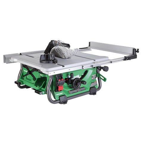 HIKOKI 36V 254MM BRUSHLESS PROFESSIONAL WORKSITE TABLE SAW BARE TOOL