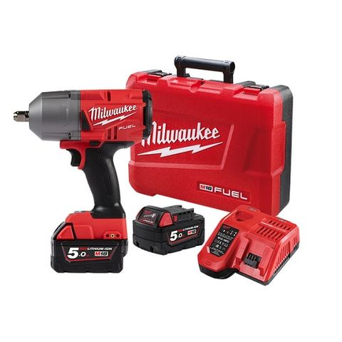 """M18 FUEL™ 1/2"""" HIGH TORQUE IMPACT WRENCH WITH PIN DETENT KIT"""