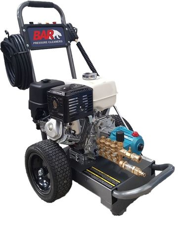 BE PRESSURE CLEANER 13HP HONDA POWER 4200 PSI @ 15 LITRES PER MINUTE