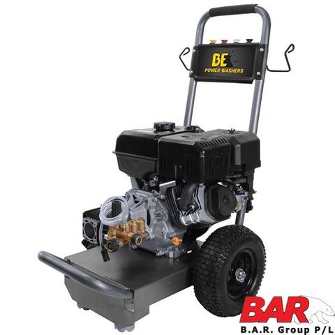 BE POWEREASE PRESSURE CLEANER 4000 PSI @ 15 LITRES PER MINUTE