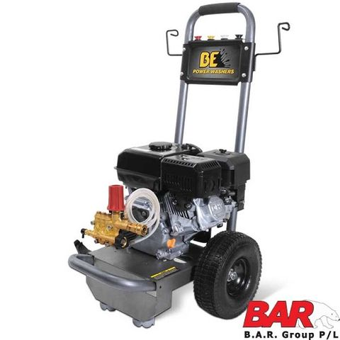 BE POWEREASE PRESSURE CLEANER 2800 PSI @ 9.4 LITRES PER MINUTE