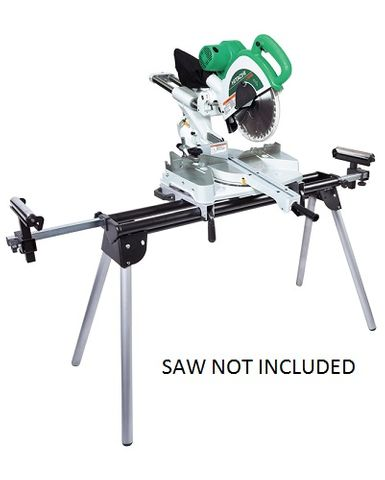 HIKOKI MITRE SAW STAND UNIVERSAL WITH MOUNTING BRACKET