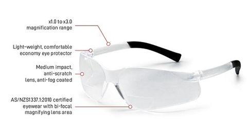 Esko Magspec Bi-Focal Magnifying Safety