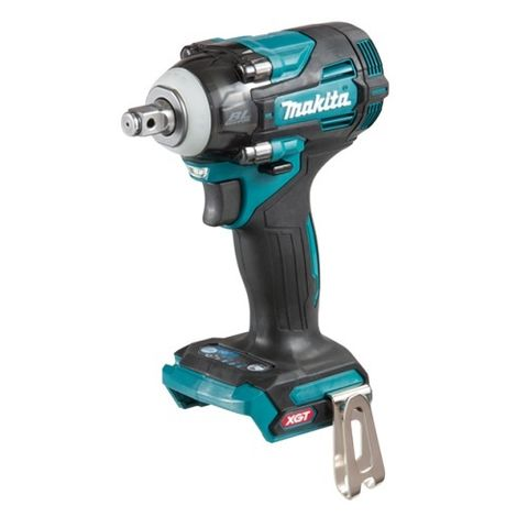 "MAKITA 40VMAX XGT BRUSHLESS 1/2"" IMPACT WRENCH C RING"